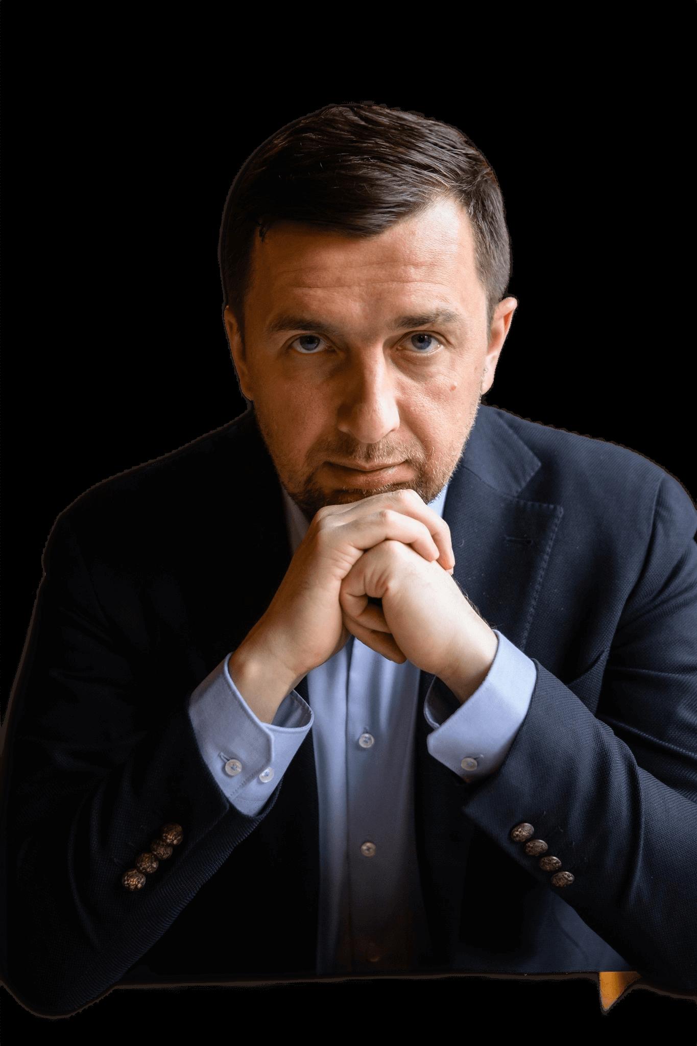 Aleksandr Gerasimov - Master NLP Trainer - NLP Masters