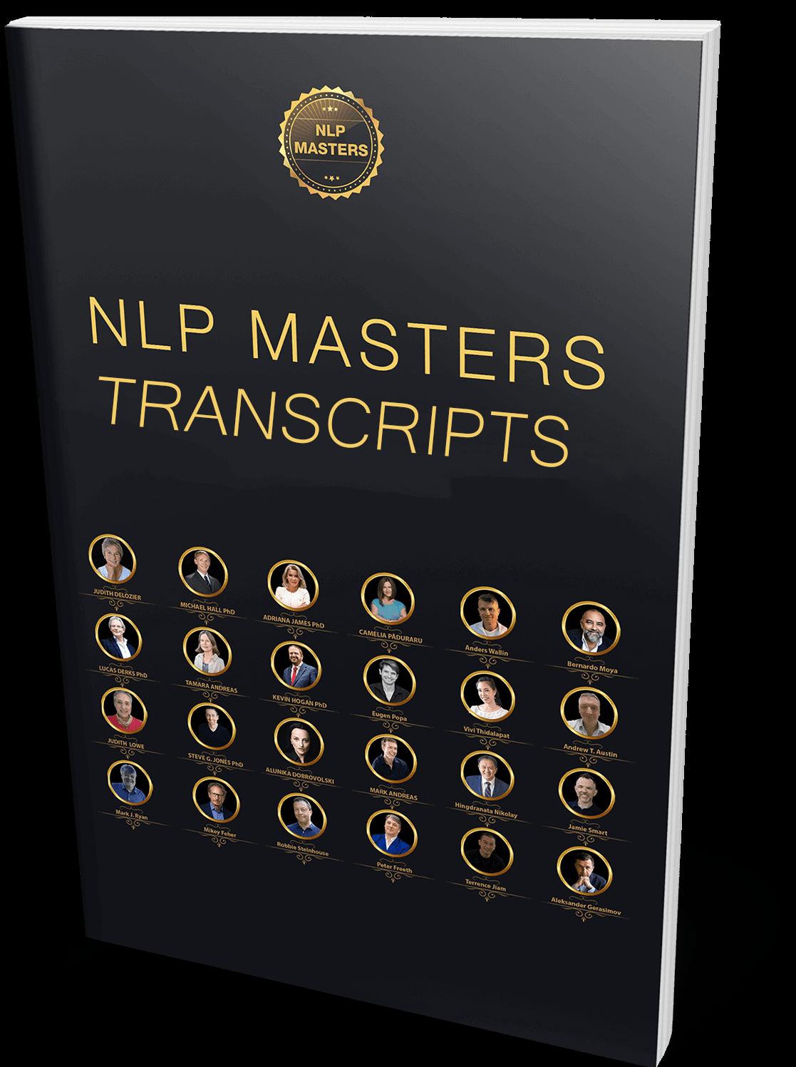 NLP Masters International - Transcripts