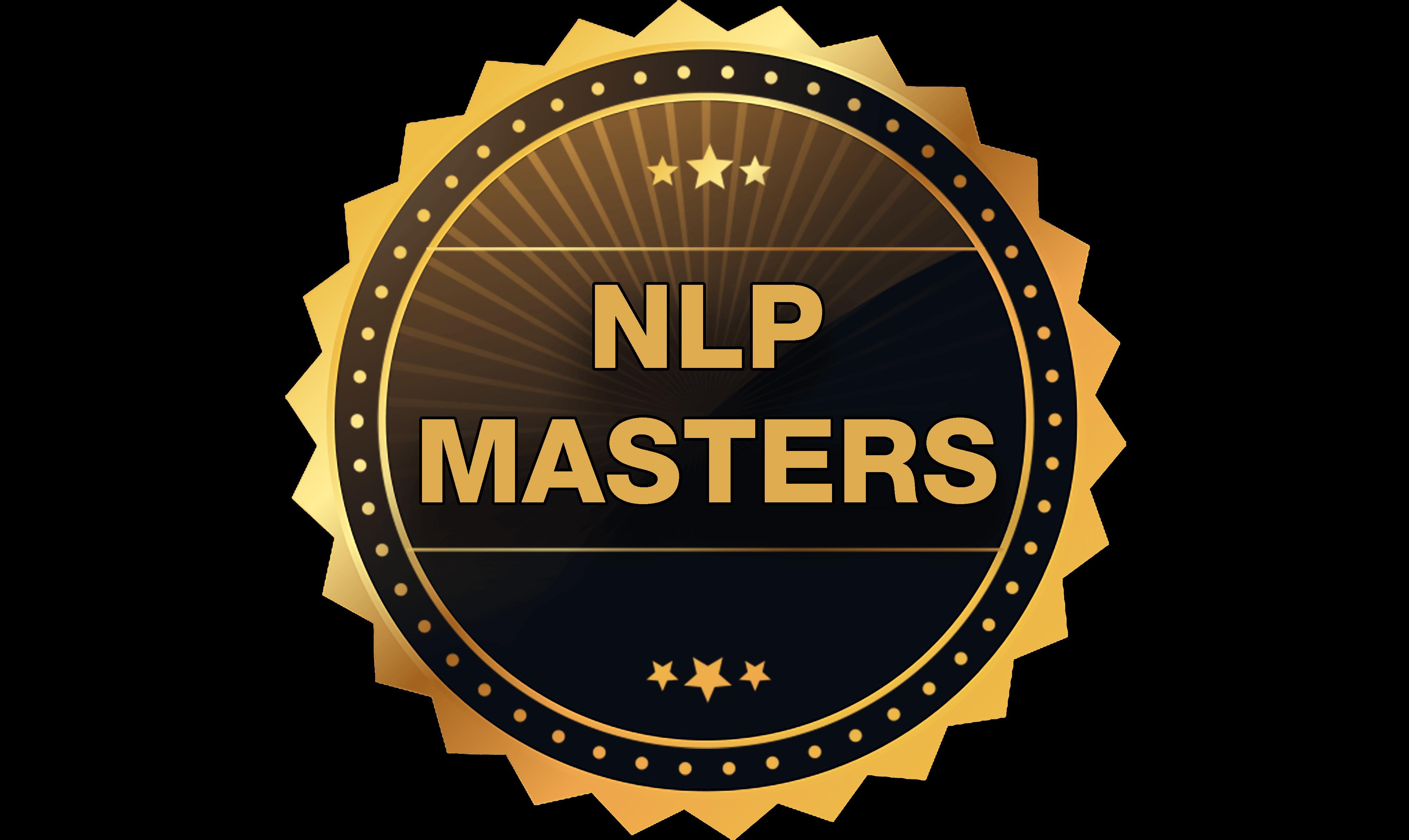 NLP Masters logo